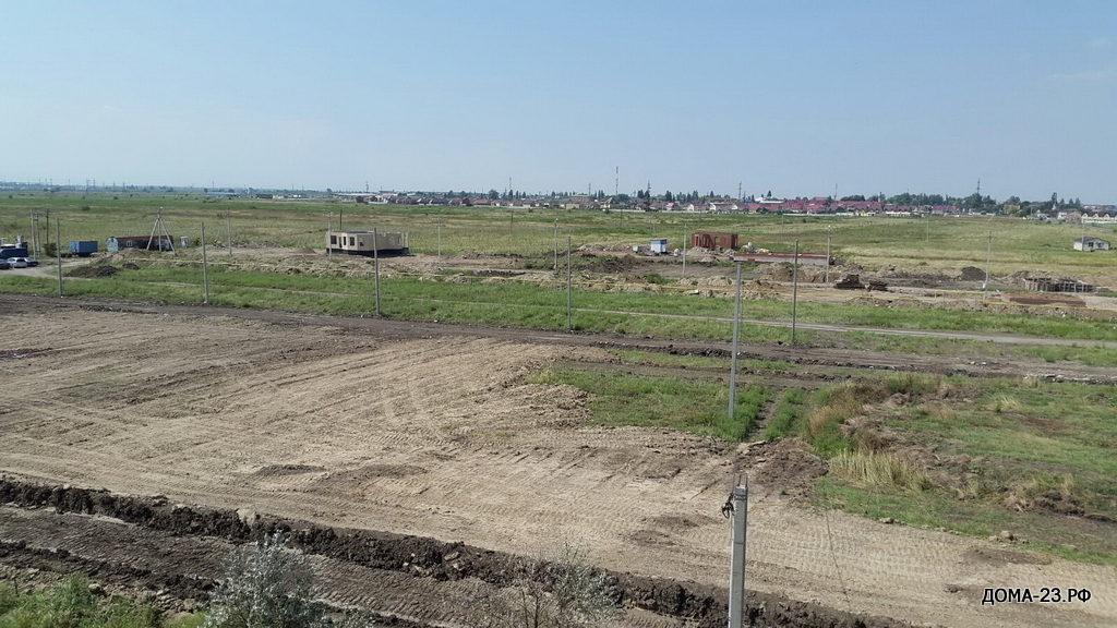 Общий вид поселка АДМИРАЛТЕЙСКИЙ